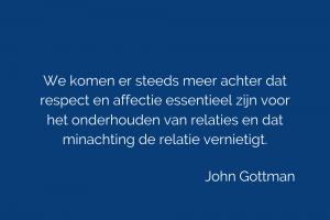 Quote Gottman Giffen in relaties