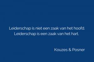 quote leiderschap Kouzes en Posner